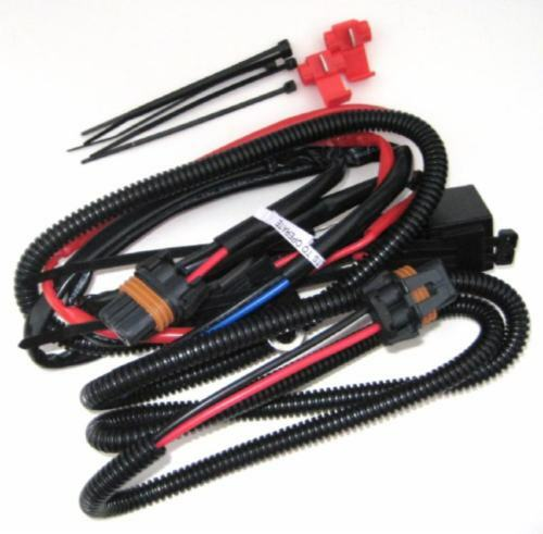 2010 Mustang Fog Light Wiring Harness