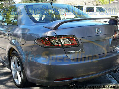 05 06 07 08 Mazdaspeed6 GH-LOOK Clear Full LED Tail lights ...