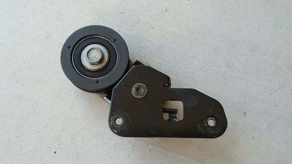 S L on Cadillac Deville Water Pump