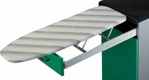 Pull Out Ironing Board For Drawer Space Saving Hafele