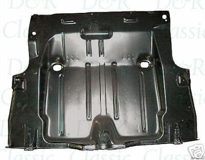 68 camaro full trunk floor pan 1 pc complete new 1968 ebay for 1967 camaro floor pan replacement