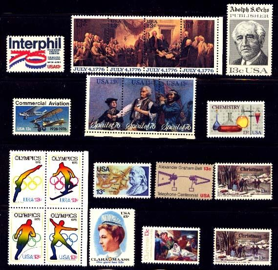 how to make a commemorative stamp