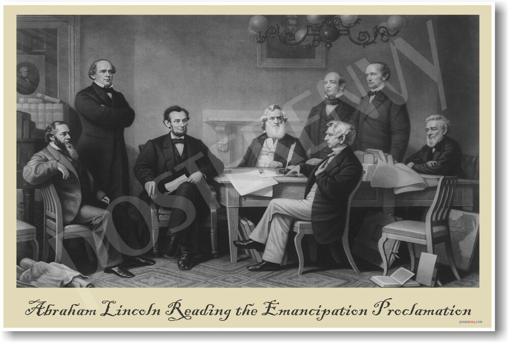 abraham lincoln and the emancipation proclamation Abraham lincoln is often referred to as the great emancipator and yet, he did not publicly call for emancipation throughout his entire life.