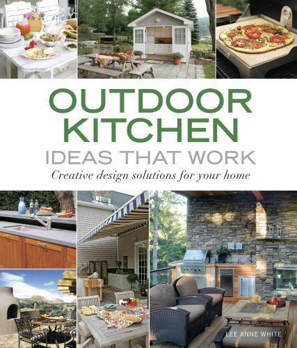 Outdoor kitchen ideas that work white new 1561589586 ebay - White kitchen ideas that work ...
