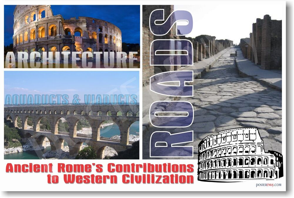 early civilization contributions Contributions of ancient rome to western civilization include a republican form of government, the spread of christianity, and basic principles of architecture in addition, the latin.