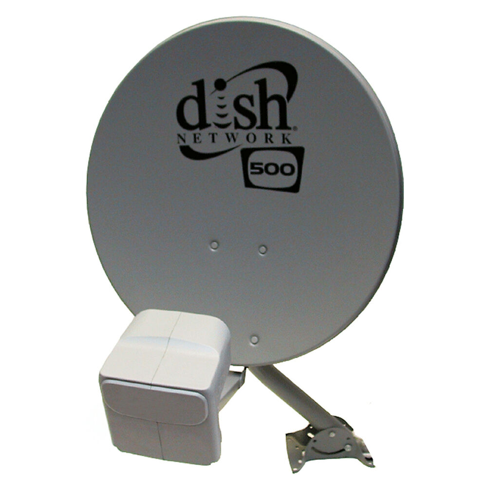 Dish Network 500 Amp Dishpro Plusl Lnb Satellite New 110 119