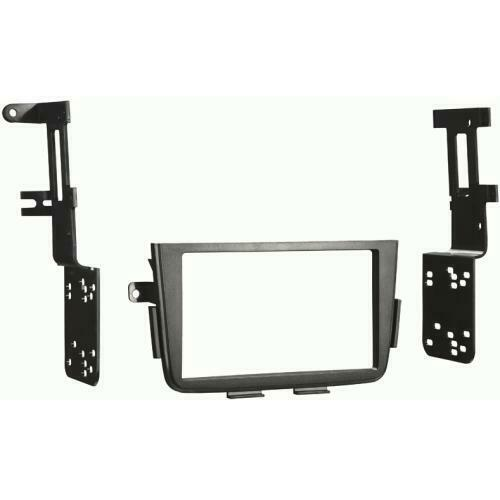 Metra 95-7866B Double DIN Stereo Installation Dash Kit For