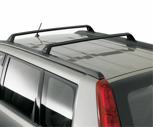 Genuine Nissan X Trail T30 Roof Bars Set 80kg Capacity