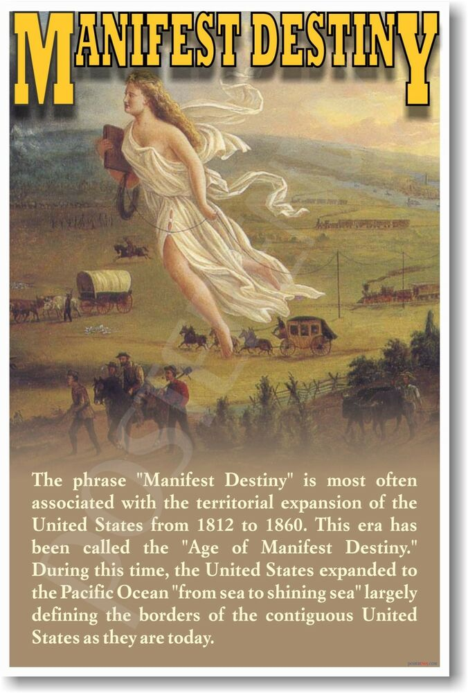 manifest destiny summary
