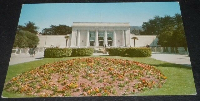 Vintage Postcard Steinhart Aquarium Golden Gate Park Sf Ebay