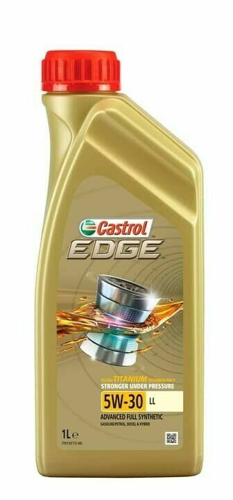 olio motore castrol edge 5w30 vw longlife. Black Bedroom Furniture Sets. Home Design Ideas