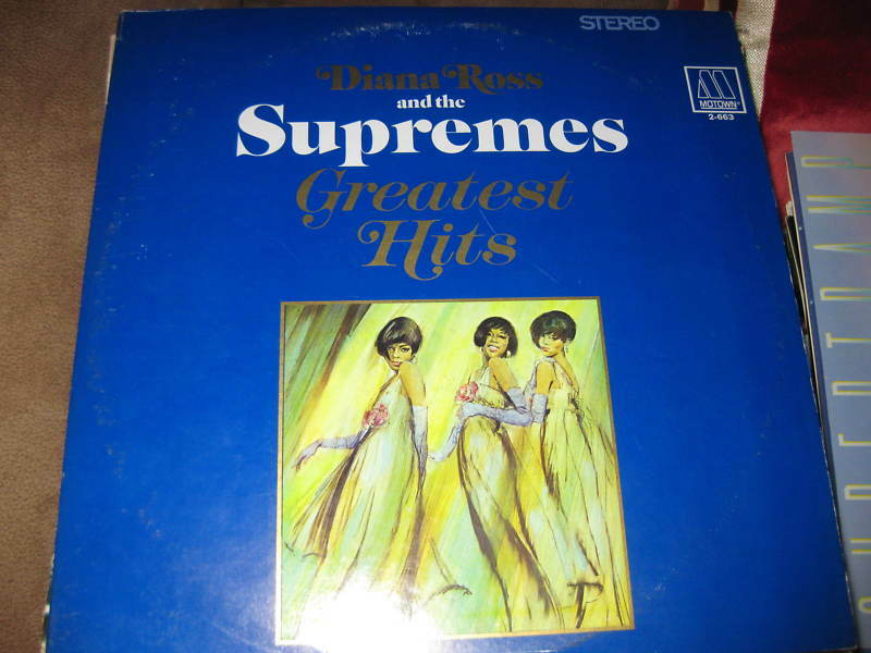 Diana Ross And The Supremes Greatest Hits 2lp S Ebay