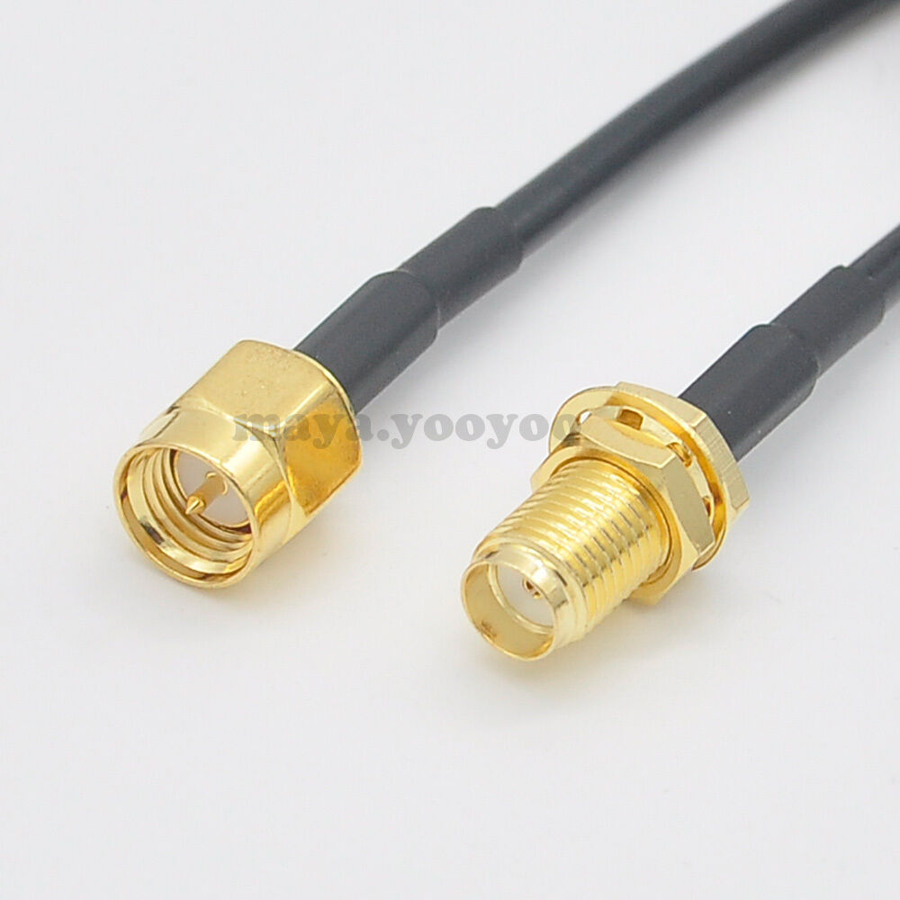 30ft Sma Male To Sma Female Fpv Antenna Extention Jumper