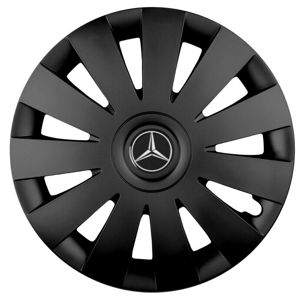 16 Covers Hub Caps Wheel Trims For Mercedes Vito