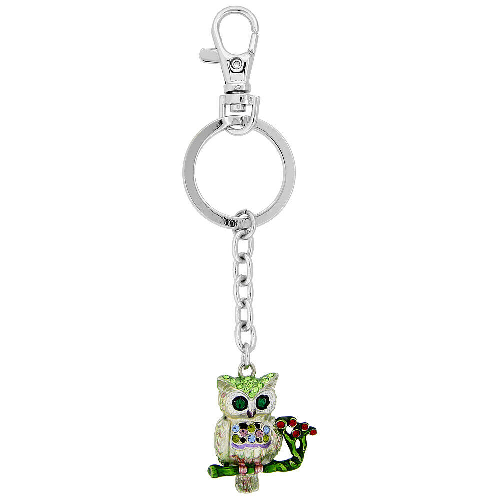 Owl Key Chain, Key Ring, Key Holder W Multicolor. Puzzle Wedding Rings. Emarald Rings. Delica Beads. Pearl Bracelet. Heart Shaped Diamond Earrings. Gold And Pearl Bangle Bracelet. Man Necklace. Braided Leather Bracelet