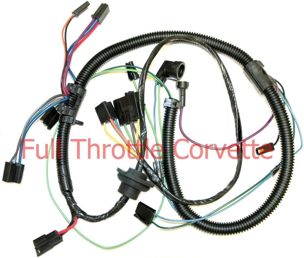 cooling fan wire harness computer case cooling fan wiring diagram 1979 corvette air conditioning ac wiring harness new ... #15