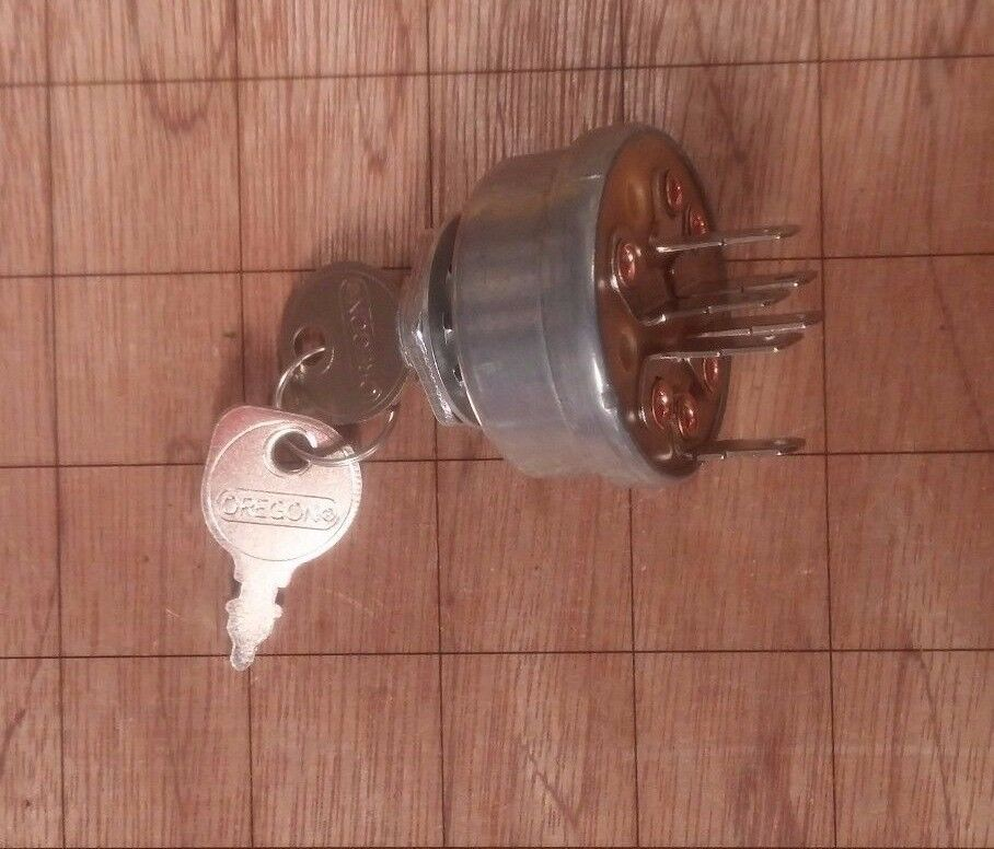 Tractor Ignition Switch Replacement : Murray riding lawn mower tractor ignition switch quot us