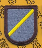1-143 Airborne Infantry TEXAS ARNG beret flash patch