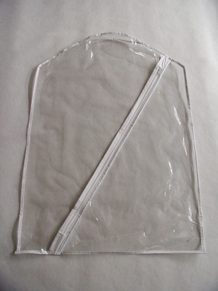 wholesale lot assorted of 30 clear heavy garment bags ebay
