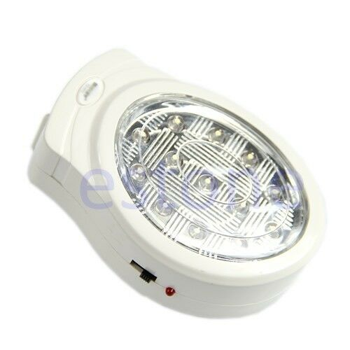 LED Rechargeable Emergency Wall Car Travel Lamp Light : eBay