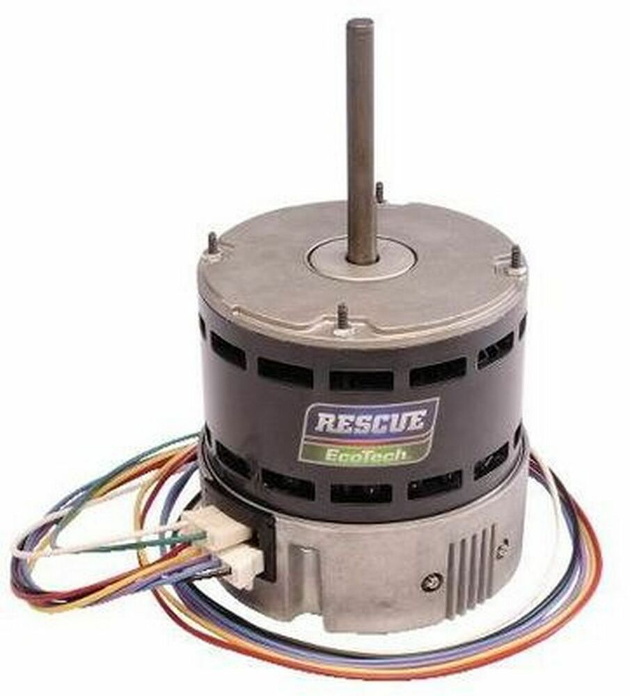 rescue ecotech motor high efficiency direct drive blower