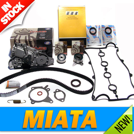 1996 Mazda Millenia Camshaft: Mazda Miata MX5 Timing Belt & Water Pump Kit 1994 1995