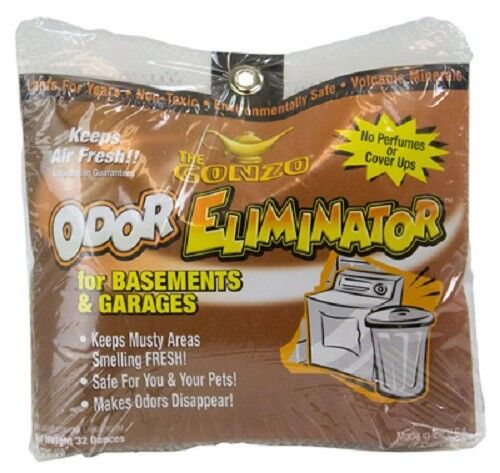 Magic American 2 Pack, Zeolite Basement Odor Eliminator
