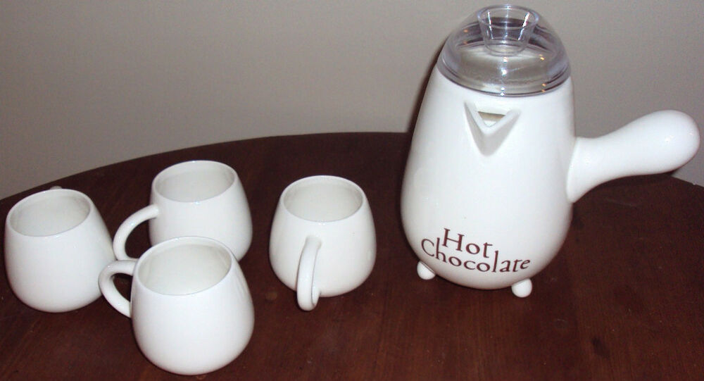French Hot Chocolate History