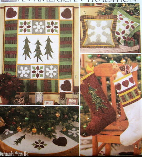 Free Quilted Christmas Tree Skirt Patterns
