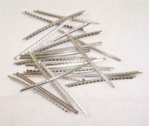 18 nickel silver bass guitar fret wire set 24 pieces rohs standard ebay. Black Bedroom Furniture Sets. Home Design Ideas
