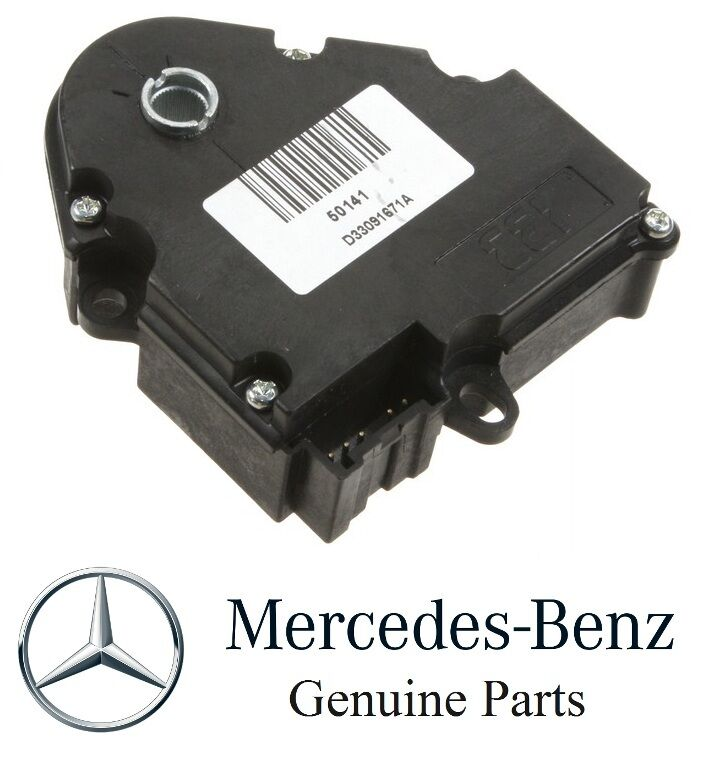 New mercedes w163 ml320 ml430 ml55 actuator motor for a c for Mercedes benz ml55 amg parts