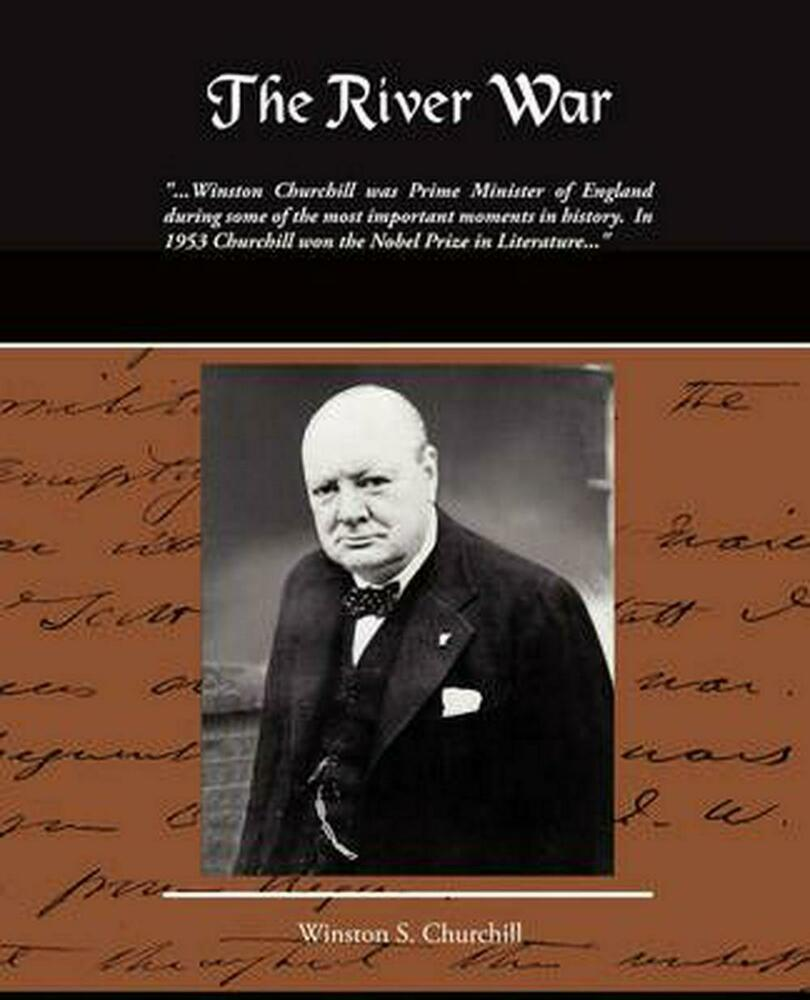 NEW The River War by Winston S. Churchill Paperback Book (English) Free Shipping 1605978957 | eBay