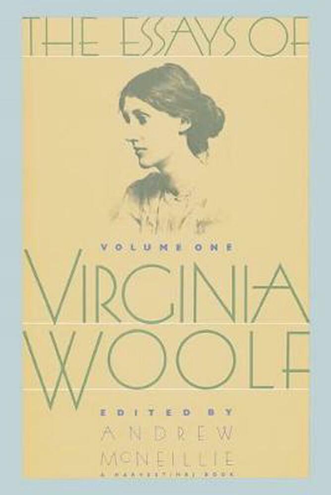 Essays written by virginia woolf