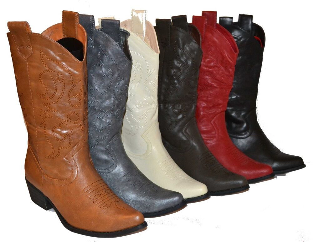 Cheap Red Cowboy Boots - Cr Boot