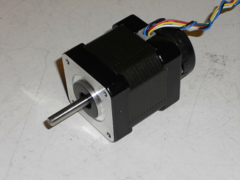 lin engineering stepper motor 4218l 04d 04 ebay