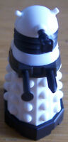 Dr Doctor Who Character Building Wave 2 White Dalek: The Supreme