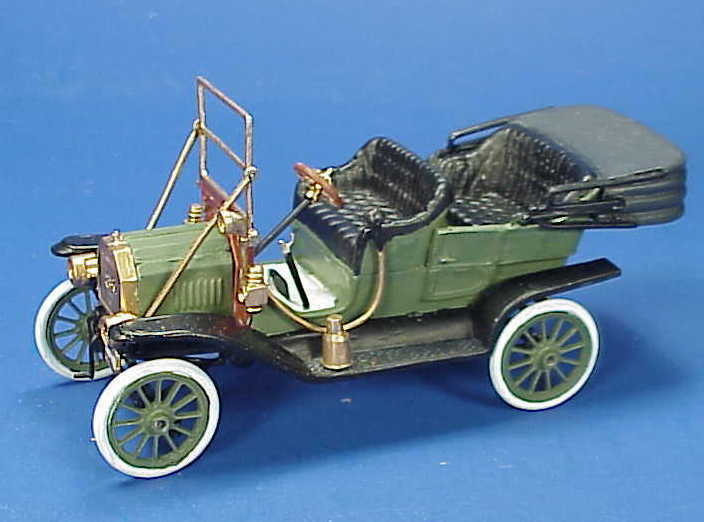 1 48 Scale Wiseman 1910 Model T Ford Touring Car Kit Nm