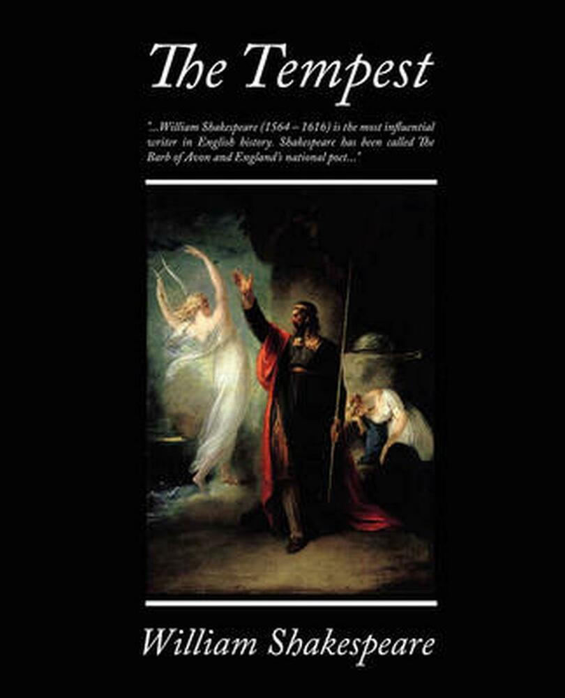 A summary of the story of the tempest by william shakespeare