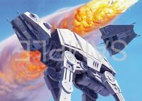 STARWARS AT AT EMPIRE STRIKES BACK PRINT ART POSTER PICTURE A3 SIZE GZ1846
