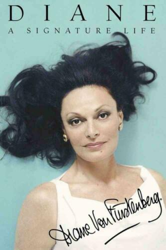 Diane: A Signature Life by Diane Von Furstenberg (English) Paperback Book Free S