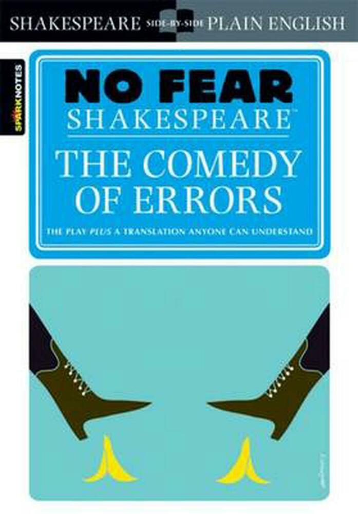 book review of comedy of errors