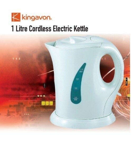 1 Litre Cordless Electric Travel Kettle New Ebay