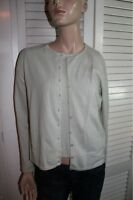 Sutton Studio Bloomingdales 100% Cashmere Twinset Sweater & Shell Medium M
