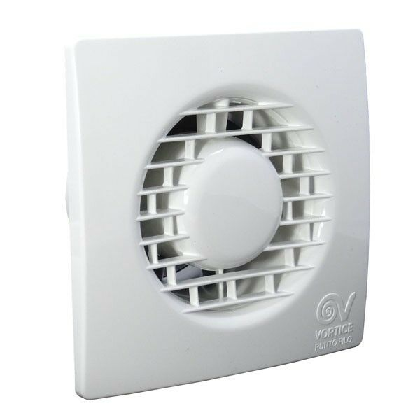 vortice 11127 mf100 4 t extractor fan with timer tipo m 100 punto filo ebay. Black Bedroom Furniture Sets. Home Design Ideas