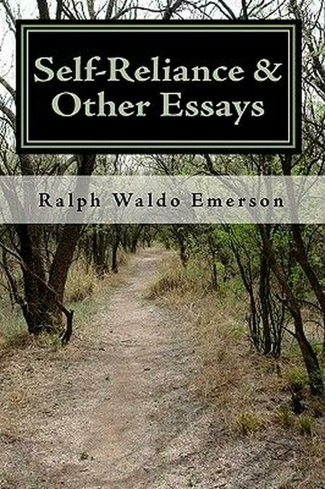 emersons essay on self reliance