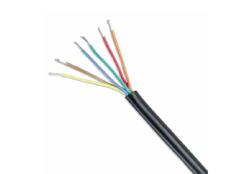points  u0026 signal 6 core multicore cable 7  0 2mm  by the 5 metres  cb601