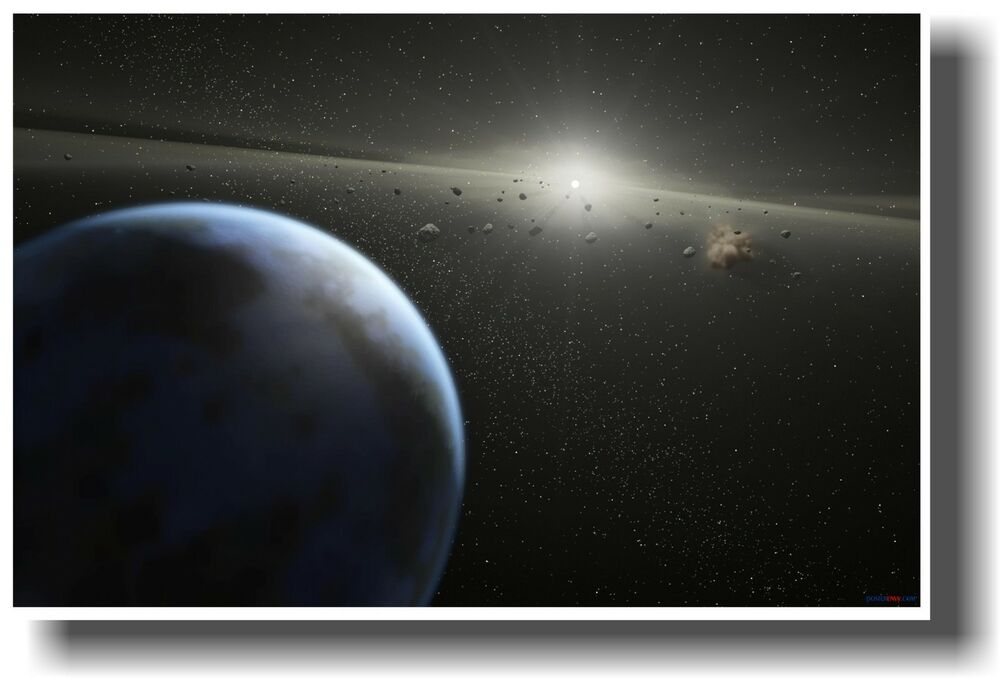 NEW Classroom Space Universe Astronomy NASA POSTER ...