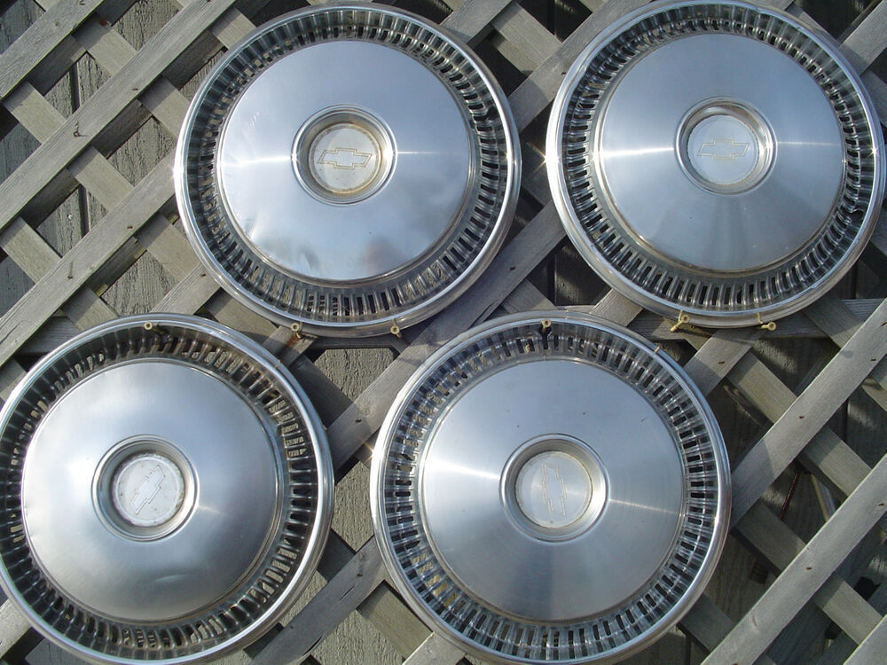 Used Chevy Traverse >> 1973 1974 CHEVROLET CHEVY CAMARO NOVA HUBCAPS WHEEL COVERS ...