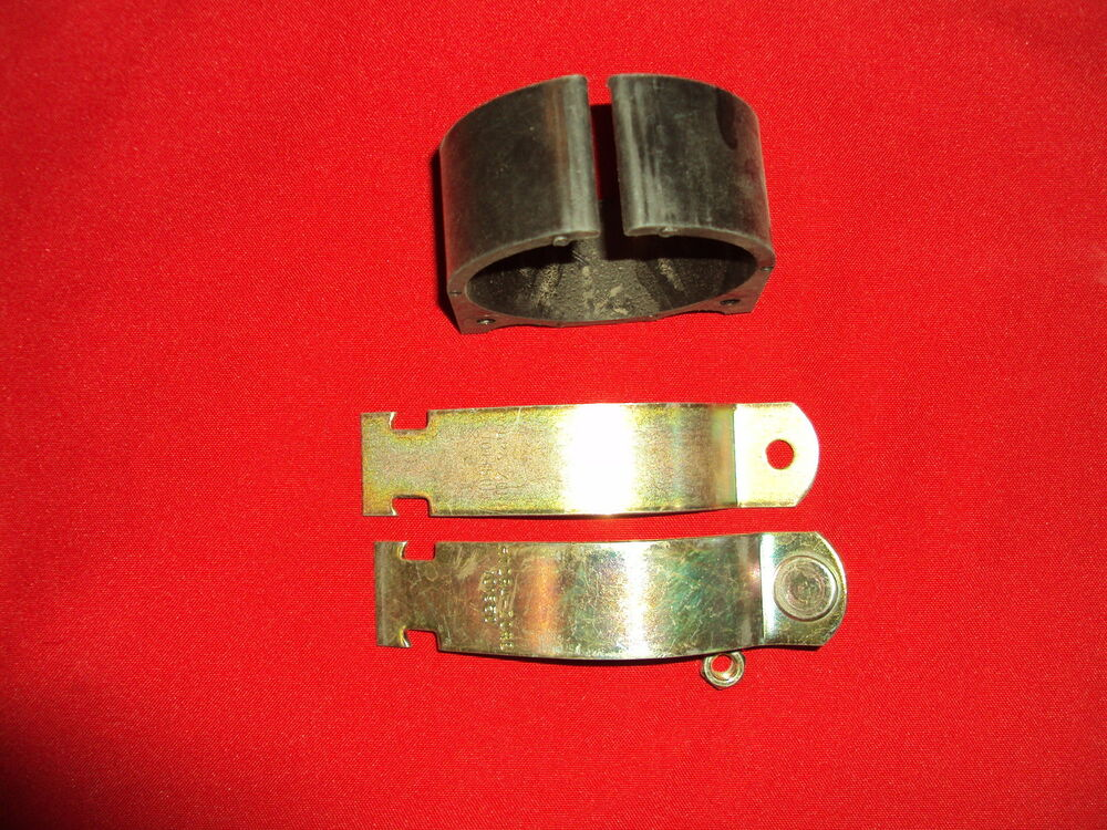 Hydra zorb cushion clamp assembly quot od tube