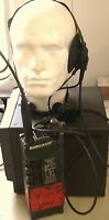 Clansman Military RT349 PRC349 X 2 Personal radio section & squad use COMPLETE